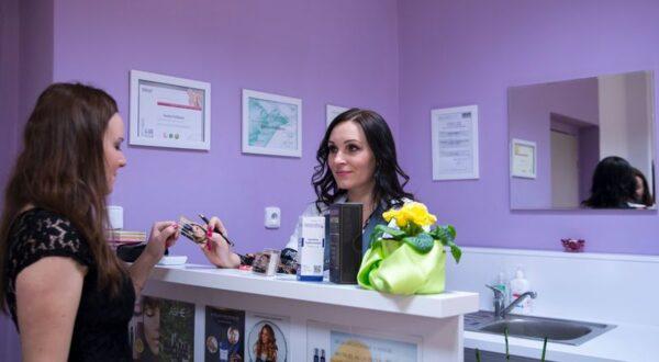 Poradenství a prodej kosmetiky